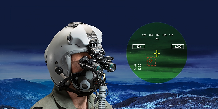 Digital Eye Piece - DEP creat de Elbit Systems