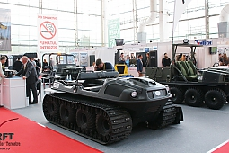 Expoziţia  Black Sea Defense and Aerospace 2016 (BSDA)
