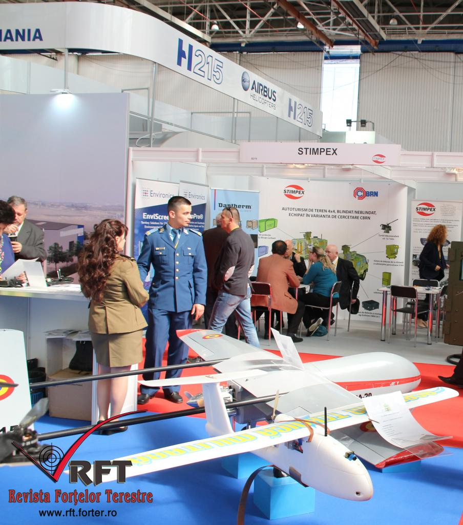 Expoziţia Black Sea Defense & Aerospace 2016 (BSDA) / Foto: Marian MARIN